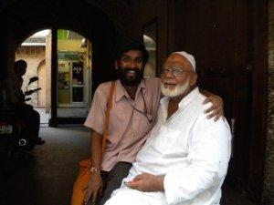 Fakruddin Saheb and I