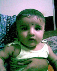 4 month old Swapnil