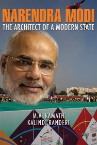 Narendra Modi's biography by M.V. Kamath