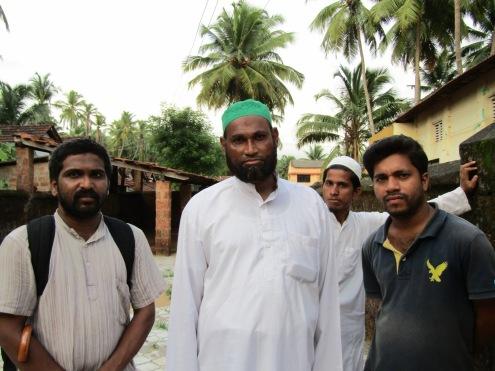 with Rahmatullah Shaah Rafaayi